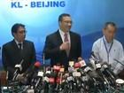Confusão sobre avião desaparecido abala credibilidade da Malásia