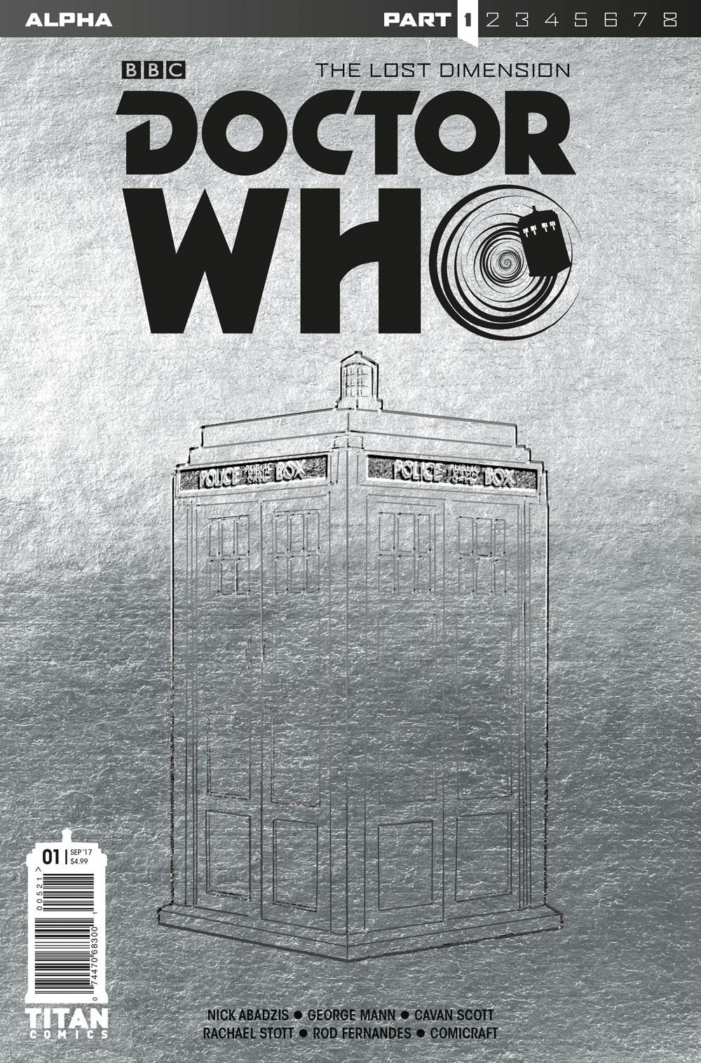 Uma das capas de The Lost Dimension (Foto: Divulgao)