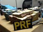 Dois homens são detidos com quase R$ 400 mil em dinheiro na BR-277