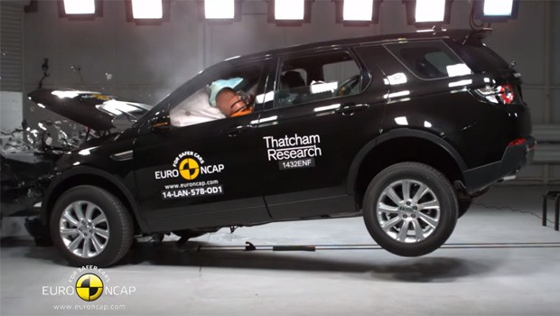 Land Rover Discovery Sport  (Foto: Reprodução)