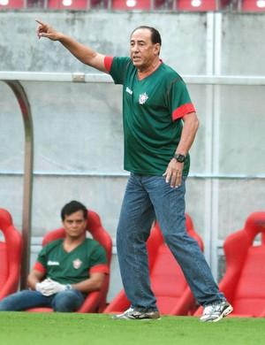 Nedo Xavier Náutico x Boa Esporte (Foto: Aldo Carneiro / Pernambuco Press)