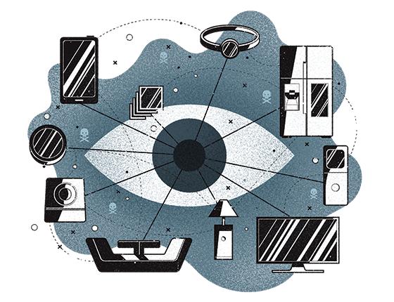 Internet das Coisas (Foto: Ilustração: Espaço Ilusório)
