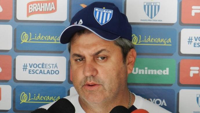 Gilson Kleina Avaí (Foto: André Palma Ribeiro/Avaí F. C.)