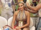 Vídeo: Ângela Bismarchi revela que sexo antes de desfile é relaxante