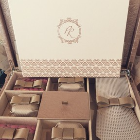 Angélica posta foto de convite de casamento de Preta Gil (Foto: Reprodução/Instagram)