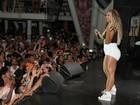 Valesca Popozuda faz show no Rio