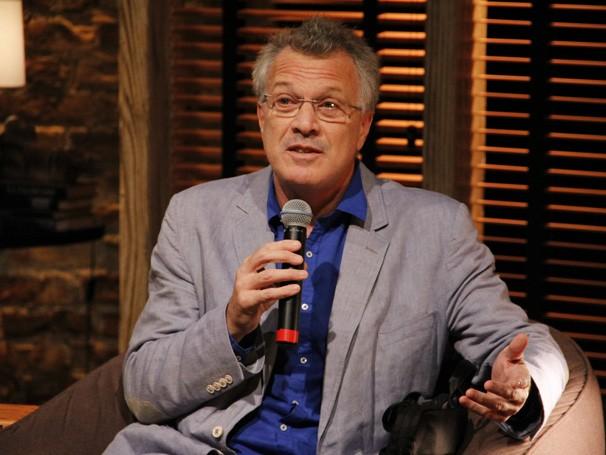 Pedro Bial (Foto: Divulgação TV Globo / Nathalia Fernandes)
