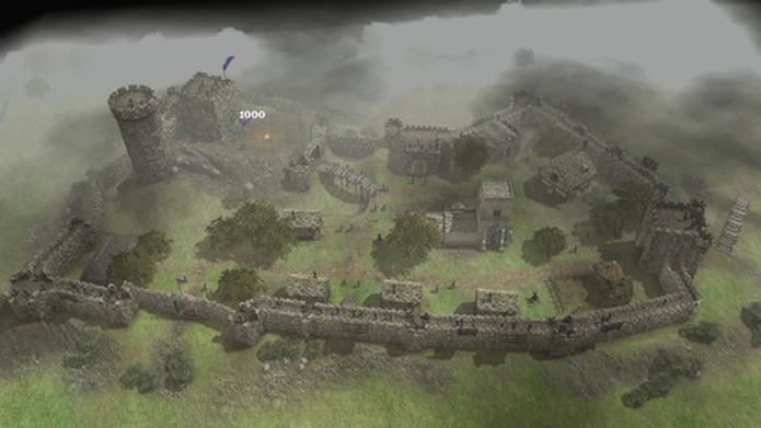 Stronghold 3 valoriza ataque de castelos inimigos e a proteção de fortalezas conquistadas (Foto: Divulgação)
