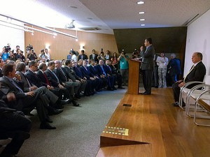 Alguns secretários permancem em nas mesmas pastas, informou Rui Costa. (Foto: Maiana Belo / G1 BA)
