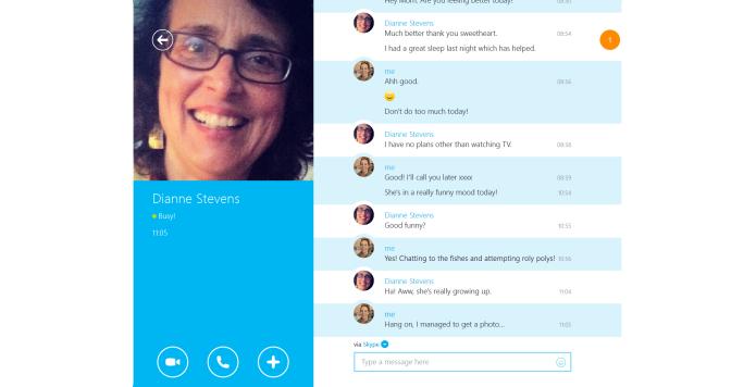 Skype para desktop ganhará suporte a telas touch (Foto: Divulgação)