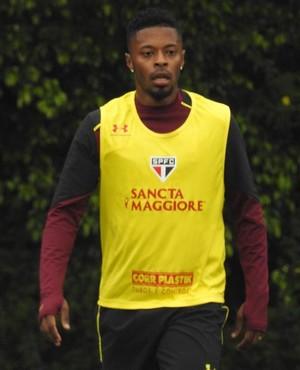 Michel Bastos São Paulo (Foto: Marcelo Hazan)