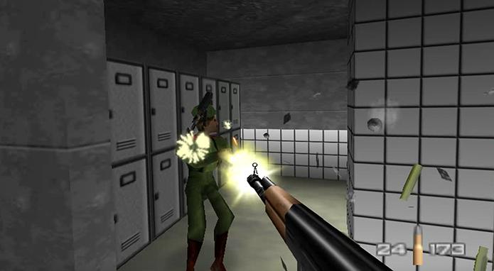 GoldenEye 007 foi um dos maiores sucessos do Nintendo 64 (Foto: Reprodução/YouTube)