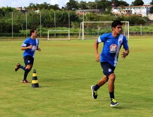 Branquinho e Zé Roberto; Bahia (Foto: Divulgação/EC Bahia)