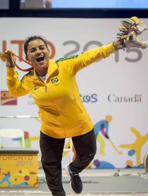 Maria Rizonaide Parapan (Foto: Daniel Zappe/CPB/MPIX)