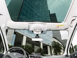 Teto panorâmico do Peugeot 3008 (Foto: Divulgação)