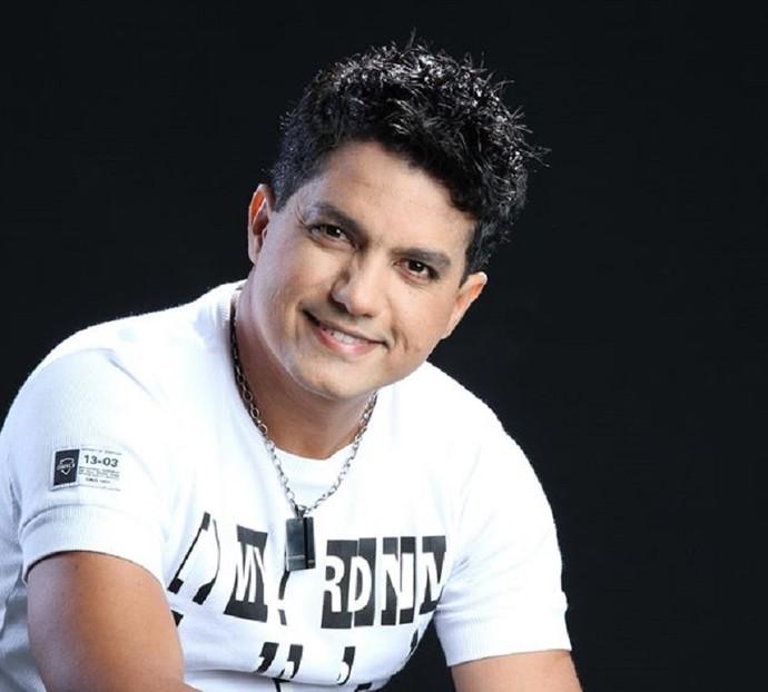 Edu Santiago, sucesso nas rádios de Sergipe (Foto: Arquivo Pessoal)
