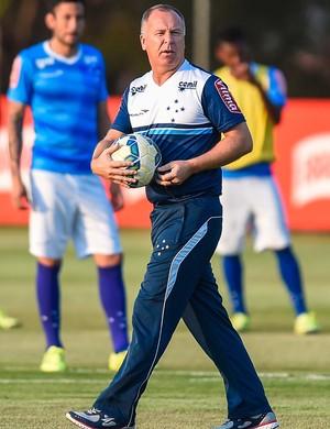 Cruzeiro; Mano Menezes (Foto: Pedro Vilela/Light Press)