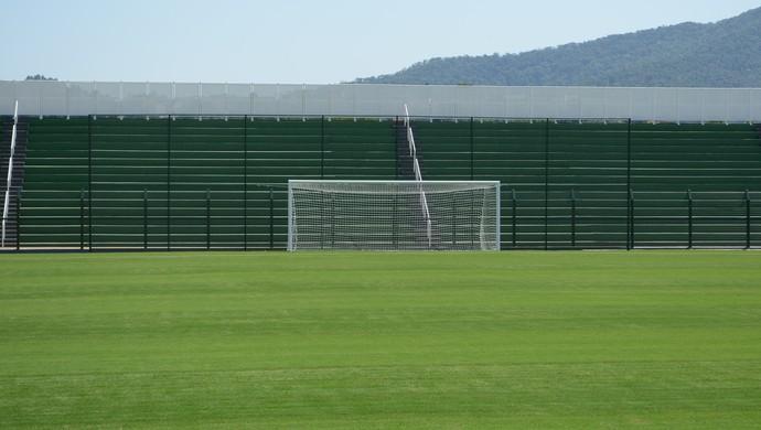 Estádio Nogueirão Mogi das Cruzes (Foto: Cairo Oliveira)
