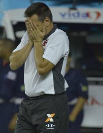 Doriva Vasco Cruzeiro (Foto: Agência Estado)