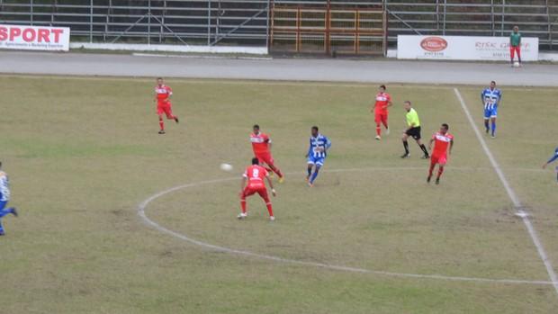Ecus x Matonense - Paulista Segunda Divisão (Foto: Petterson Rodrigues)