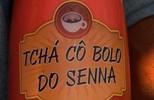 """""""Tchá cô Bolo"""" foi conferir o treino do Luverdense"""
