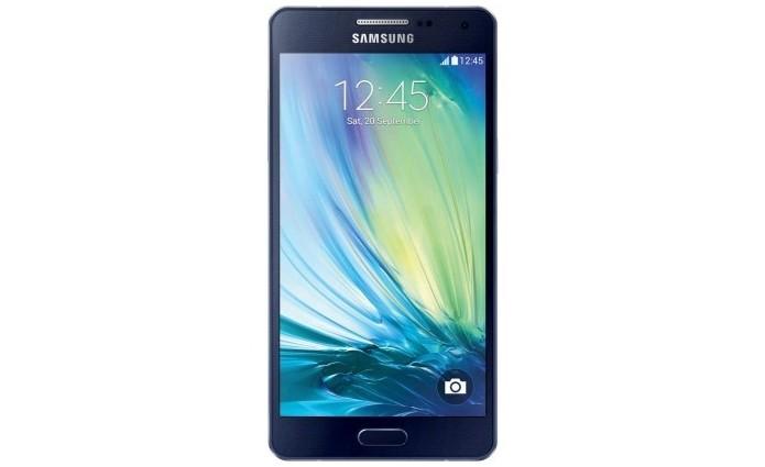 Imagem frontal do Samsung Galaxy A5 (Foto: Reprodução/Phone Arena)