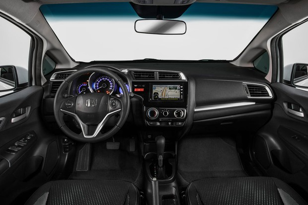 Sobre Honda WR-V Cabinewrv