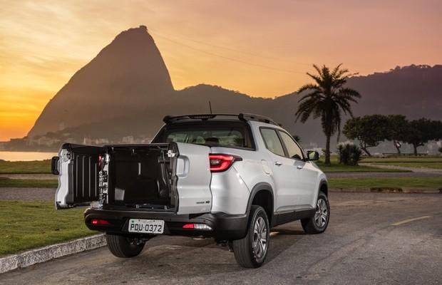 Fiat Toro Freedom (Foto: Marcos Camargo)
