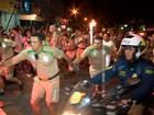 Centenas de pessoas participam de ato contra governo Temer no Piauí