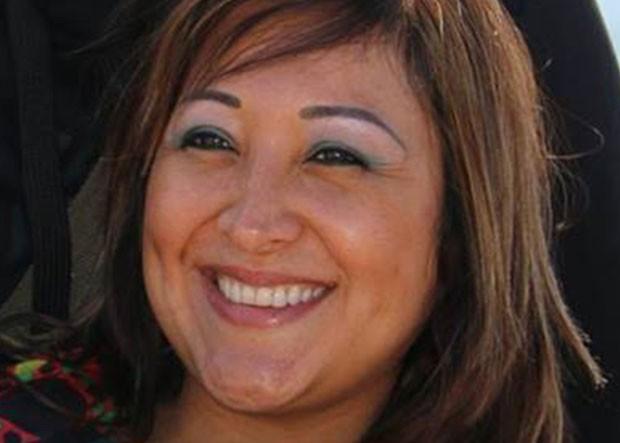 Adelma Marina Tapia Ruiz é a primeira vítima dos ataques terroristas a ser identificada (Foto: Reprodução/Facebook/Adelma Marina Tapia)
