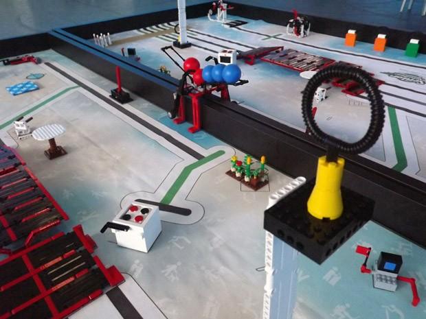 Concurso LEGO (Foto: Ivair Vieira Jr/G1)