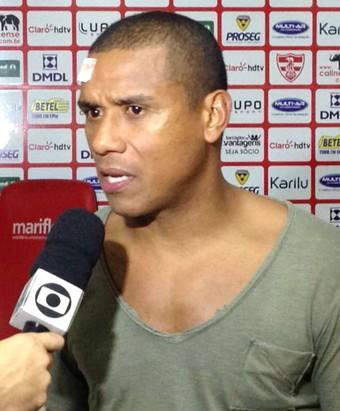 Álvaro, zagueiro do Linense, Paulistão (Foto: Divulgação / CA Linense)