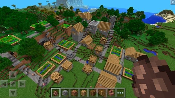 Minecraft Pocket Edition Veja A Lista Com Os Mods Mais - Minecraft tsunami spiele