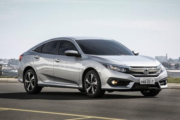 Novo Honda Civic (Foto: Divulgação)