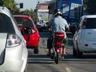 Multa para condutor de 'cinquentinha' sem habilitação começa a valer na BA