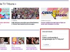 PARTICIPE DA ENQUETE ! (TV Tribuna)