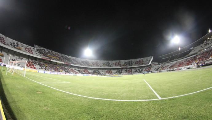 Arruda Santa Cruz x Sport (Foto: Marlon Costa / Pernambuco Press)