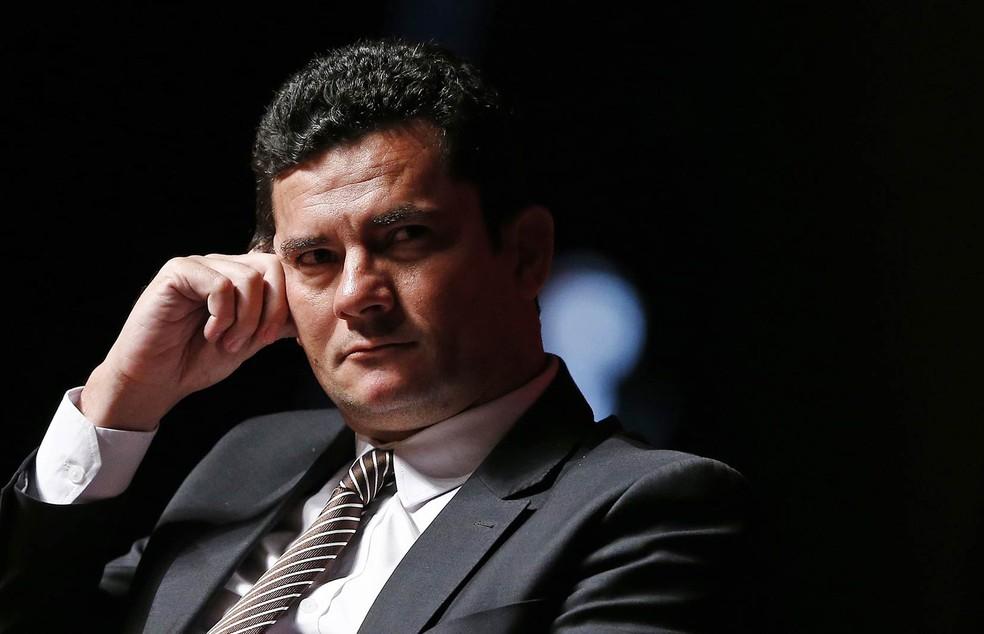 Juiz Federal Sérgio Moro (Foto: Rodolfo Buhrer/Fotoarena/Estadão Conteúdo)