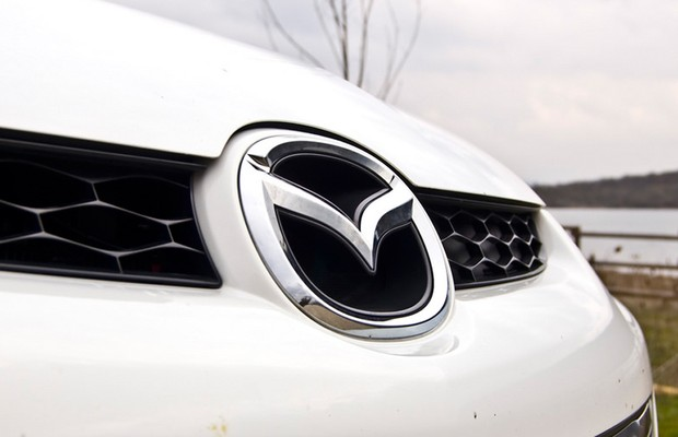 Logo Mazda (Foto: David Villarreal Fernández/Flickr)
