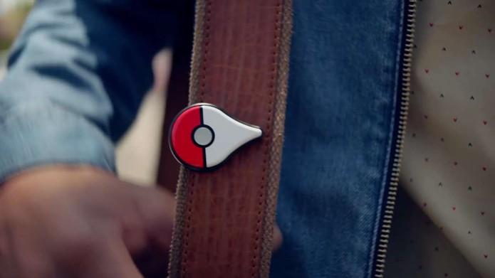 Pokémon Go Plus vai funcionar com Pokémon Go (Foto: Divulgação/Niantic)