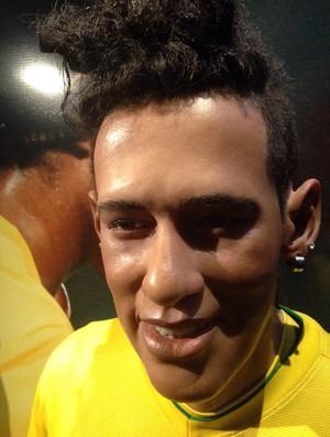 Neymar, museu de cera Gramado