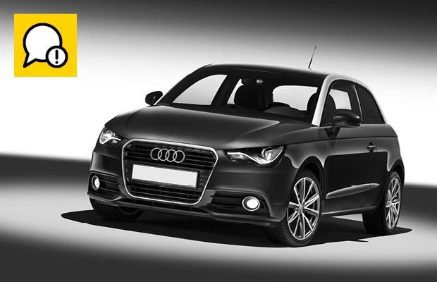 Reclame Aqui: defeitos no câmbio do Audi A1 (Foto: Autoesporte)