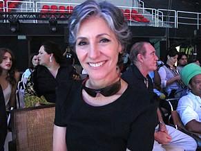 Cássia Kis Magro, narradora do Criança Esperança (Foto: Divulgação / Christina Fuscaldo)
