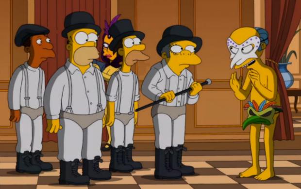 Simpsons revisitam carreira de Stanley Kubrick em episódio de terror