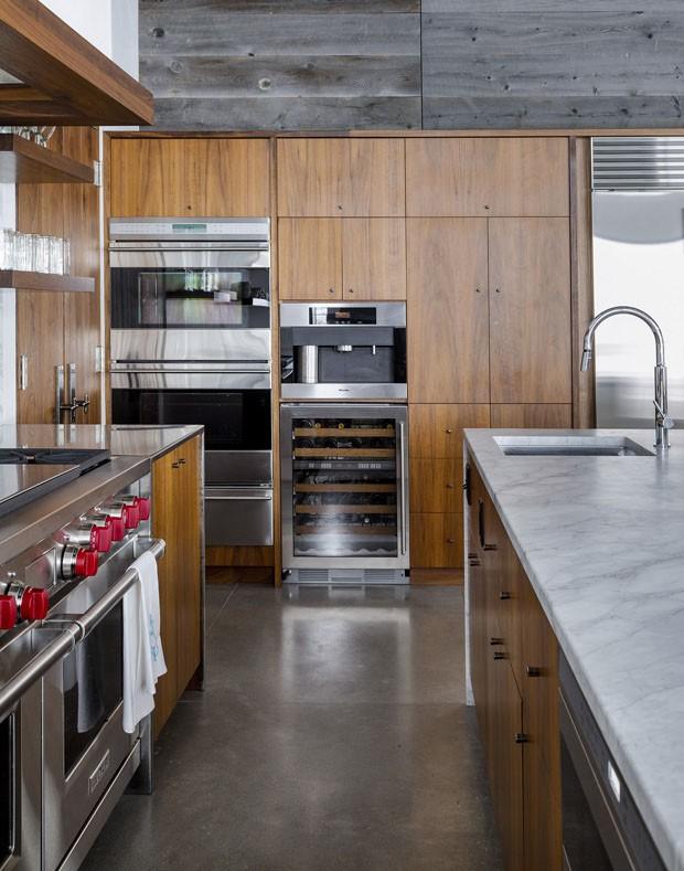Casa Clay e Debra (Foto: Trevor Tondro / The New York Times)