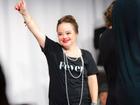 Modelo com síndrome de Down é a 1ª a estrelar campanha de beleza
