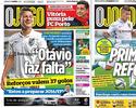 """Técnico diz que Otávio faz falta ao Porto, e ex-Inter se anima: """"Confiança"""""""