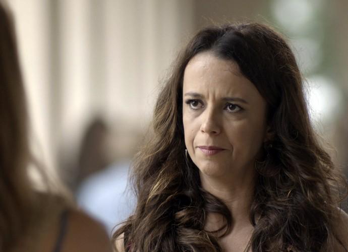 Severa diz umas verdades para Melissa (Foto: TV Globo)