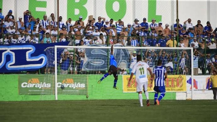 Jeferson, goleiro do CSA (Foto: Ailton Cruz/ Gazeta de Alagoas)