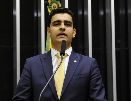 O deputado JHC, do PSB de Alagoas (Foto: Agência Camara dos Deputados)